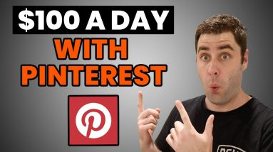 How To Make Money On Pinterest In 2020 ($100 Per Day FREE)