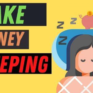 Make $1,400 Sleeping #shorts
