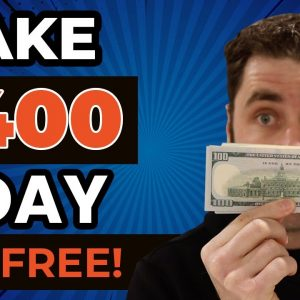Make $400 PER DAY With ZERO Money To Start! (Earn Money Online Free)