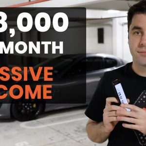 Passive Income: How I Make $28,000 A Month! (4 Legit Ways)