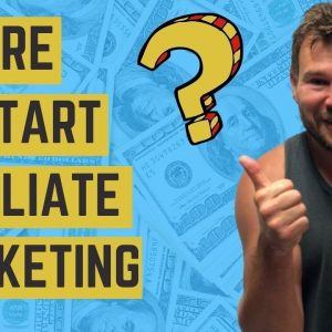 Where To Start Affiliate Marketing - Affiliate Marketing For Beginners 2021
