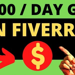 How to Make Money with Fiverr in 2020 - Make $300 In Less Than 5 Minutes with This Fiverr Gig