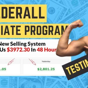 Builderall Affiliate Testimonial - Mark Haydin and AJ Simon Builderall Funnel and Google Traffic