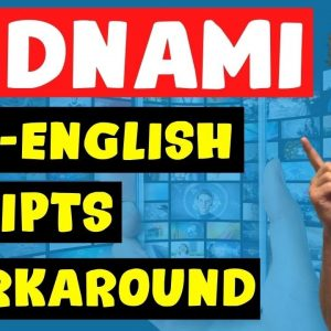 Vidnami Review 2021 - Does Vidnami Work Only With English Language?