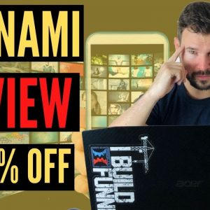 Vidnami Review - Demo Tutorial and 25% DISCOUNT (formerly Content Samurai)