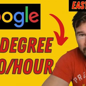 How to Make $9K Per Month with FREE Google Certifications - Easy Make Money Online Tutorial