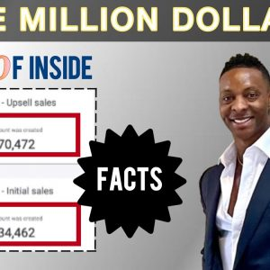 Fastest Way To Make A Million Dollars Online (No Hype just Facts!) Make Money Online 2021