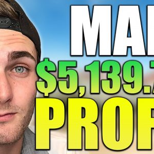 GET $5,139.70+ PROFIT Using Copy & Paste Method + PROOF  Make Money Online For Beginners 2021