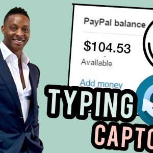 Make $100+ Every 30 Minutes TYPING CAPTCHAS | Make Money Online 2021