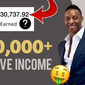 Make $30,000/Month Online For Free   Passive Income   Make Money Online 2021