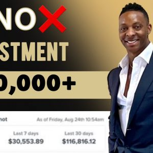 Make $30,000+ Online Without Any Investment | Make Money Online 2021