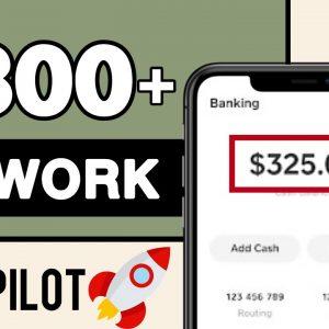 [NO WORK] Autopilot $300+ Per 30 Minutes | Make Money Online 2021