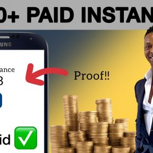 This App Pays $700+ Instantly | Make Money Online 2021 | Apps To Make Money