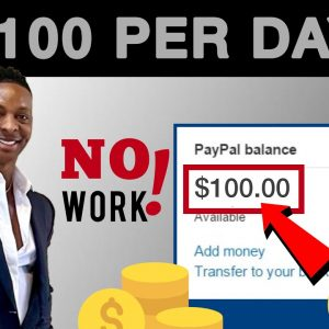 This Website Makes You $100 For Doing Nothing | Make Money Online 2021