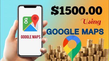 (Working✅ ) Make $1500 From Google Maps | Make Money Online 2021