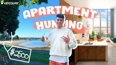 Apartment Hunting in Vancouver Canada (w/ prices, tips, and locations)
