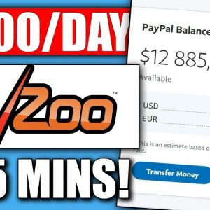 Earn $500/Day in 5 Minutes | JVZoo Tutorial For Beginners (JVZoo Affiliate Marketing)
