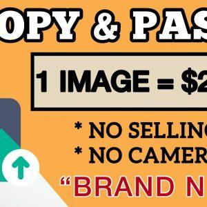 Copy & Paste FREE Images To Make $25 Per Image |  Make Money Online 2021
