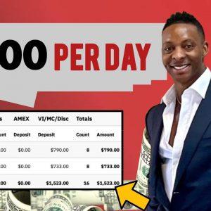 Fastest Way To Make $1500 A Day Online | Make Money Online 2021 | Wesley Virgin