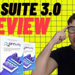 DFY Suite 3.0 Review - Does DFY Suite Realy Work or Is It a Scam (Don't Buy)