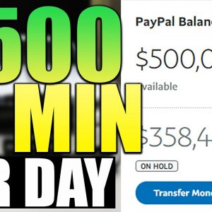 Get Paid $500 in 10 Minutes (NEW Digistore24 Tutorial)