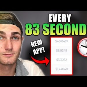 NEW App $3.62 Every 83 Seconds [Free Paypal Money Trick 2021]