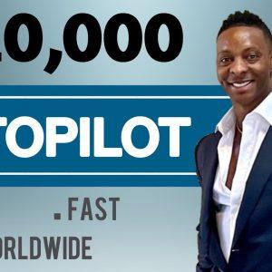 [NEW METHOD] Make $10,000 A Month On AUTOPILOT | Make Money Online 2021