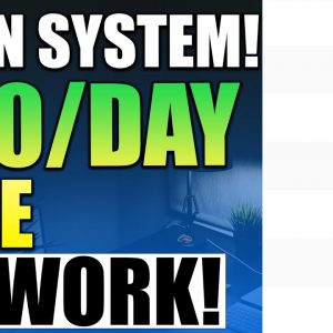 SET & FORGET 3-Minute $90+ Per Day Autopilot Method | Make Money Online 2021