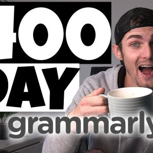 How To Get Paid $400/Day From GRAMMARLY! (WEIRD Trick To Make Money With Grammarly)