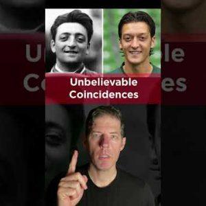 UNBELIEVABLE COINCIDENCES - TRUE FACTS