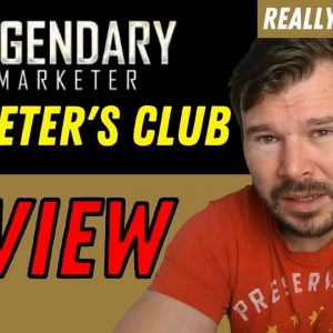 Legendary Marketer - The Marketer's Club Review [What Is Inside the Marketer's Club]