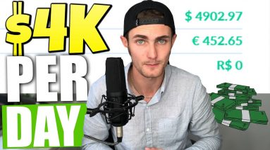 Earn $4,902.97 Per Day (Copy & Paste This NEW Affiliate Marketing Cash Machine!) *PROOF*