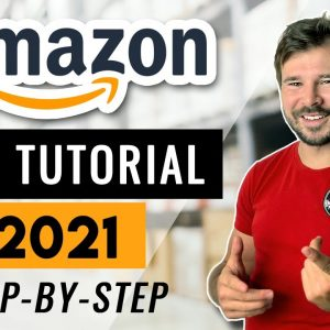 Amazon Affiliate Marketing For Beginners 2021 -  Fastest & Easiest Way to Make Money Online
