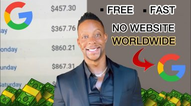 How To Make Money Online Using Google In 2021 | Make Money Online | Earn Money Online