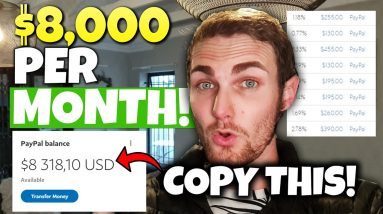 Copy This To Make $8K/Month Affiliate Marketing Blueprint (START Making Passive Income TODAY)