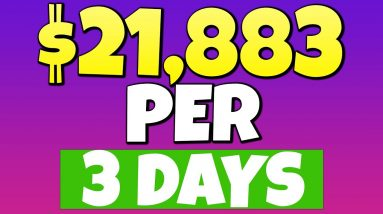Zero To $21,883/Month In 3 DAYS (Copy & Paste This Drop Servicing Cash Machine!) *PROOF*