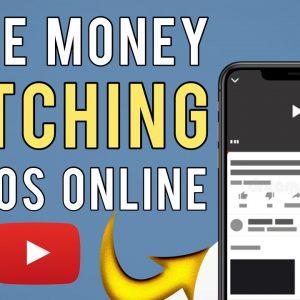 Earn $30 Per Hour WATCHING VIDEOS   Make Money Online   Earn Money Online
