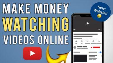 Earn $30 Per Hour WATCHING VIDEOS | Make Money Online | Earn Money Online