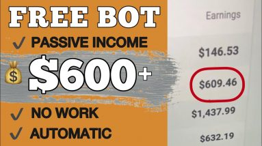 Earn $620 Using This FREE Bot (AUTOMATIC) Free CashApp For Every 10th Comment | Make Money Online