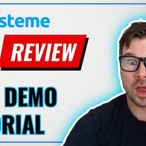 Systeme io Review Demo - FREE Complete Tutorial to Make Money Online With Systeme io