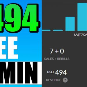 Free $494 In 13 Min (Make Money Online For Free)