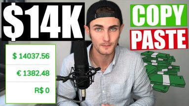 Zero To $14K In 3 DAYS (Copy & Paste This Affiliate Marketing Cash Machine!) *PROOF*