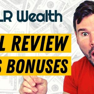 PLR Wealth Review - How To Resell PLR As Your Own - Is PLR Wealth Worth It + Get PLR Wealth Bonuses