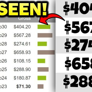 Secret Way To Make BIG Money On ClickBank $600/Day (Unseen Until NOW)