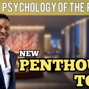 The Psychology Of The Rich & A Tour Of My Penthouse | Make Money From Home
