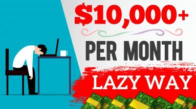 Lazy Way To Get Paid $10,000 Per Month Online - Wesley Virgin   Make Money Online