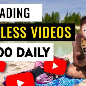 How to Make Money on YouTube WITHOUT Showing Your Face On Camera - Step By Step Tutorial