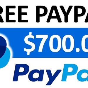 (2021) Earn $700 PayPal Money FAST in JUST MINS (No Limits)