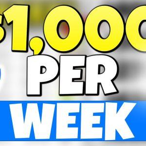 FREE $1,000 Per Week (INSTANT Make Money On Google Trick)