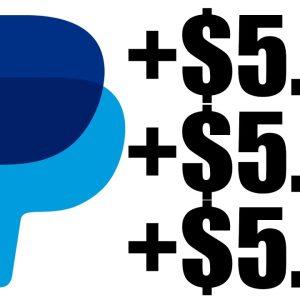 Free $5.67 Per 60 Seconds (Free PayPal Money Trick 2021)